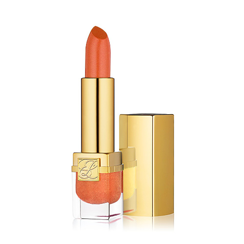 Estée Lauder Pure Color Crystal Lipstick 11 Crystal Coral (Creme), 0.13oz, 3.8g