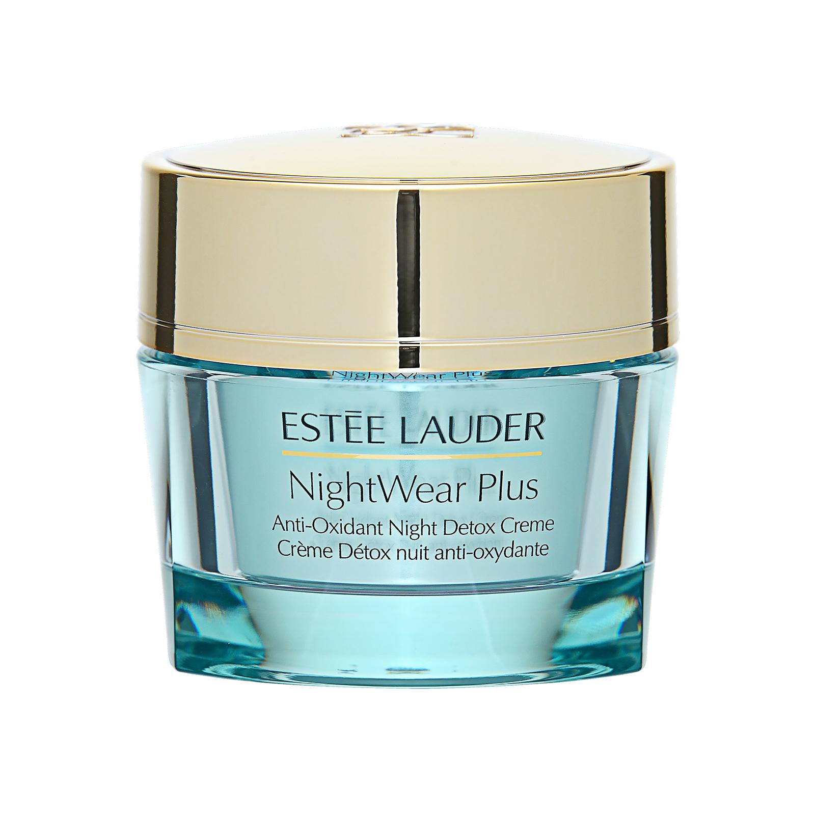Estée Lauder NightWear Plus  Anti-Oxidant Night Detox Crème (All Skin Types)  1.7oz, 50ml from Cosme-De.com