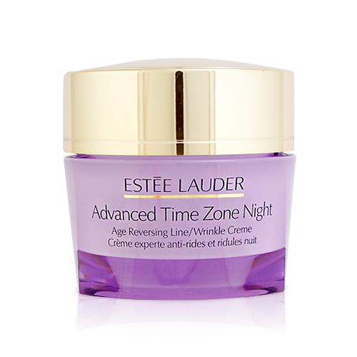 Estée Lauder Advanced Time Zone Age Reversing Line / Wrinkle Night Crème 1.7oz, 50ml from Cosme-De.com