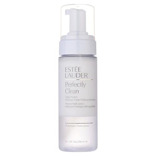 Estée Lauder Perfectly Clean Triple-Action Cleanser / Toner / Makeup Remover 5oz, 150ml from Cosme-De.com