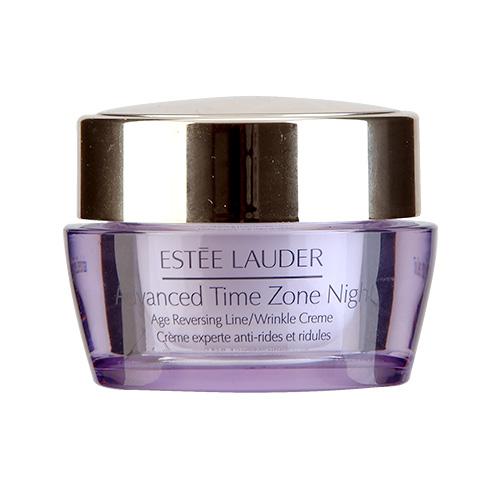 Estée Lauder Advanced Time Zone Age Reversing Line / Wrinkle Night Crème 0.5oz, 15ml (sample/ 試用裝) from Cosme-De.com