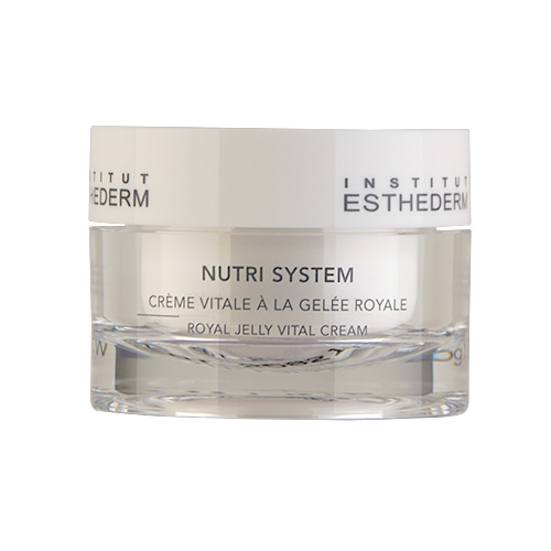Institut Esthederm Nutri System Royal Jelly Vital Cream  1.6oz, 50ml from Cosme-De.com