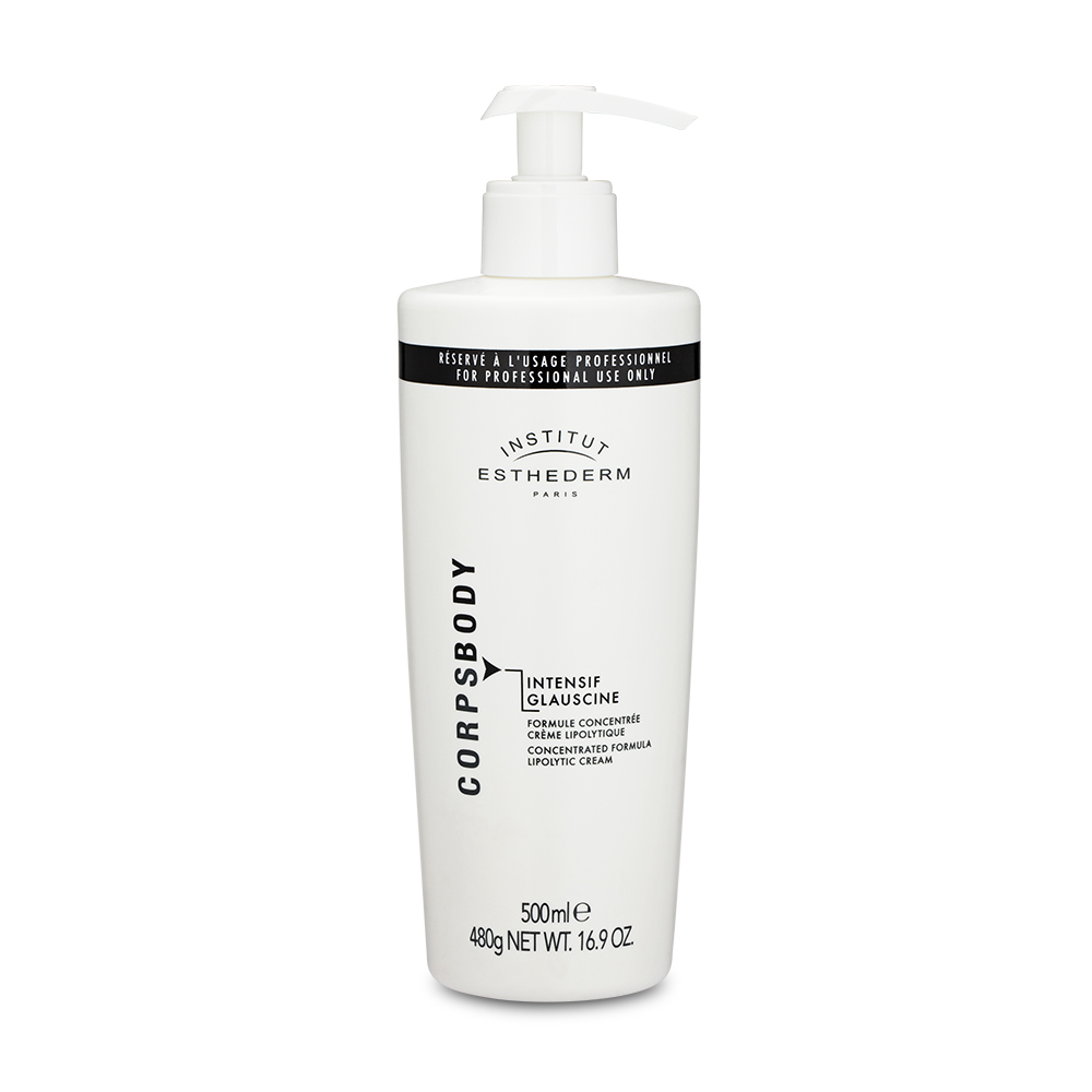 Institut Esthederm Intensif Glauscine Concentrated Formula Lipolytic Cream 16.9oz, 480g