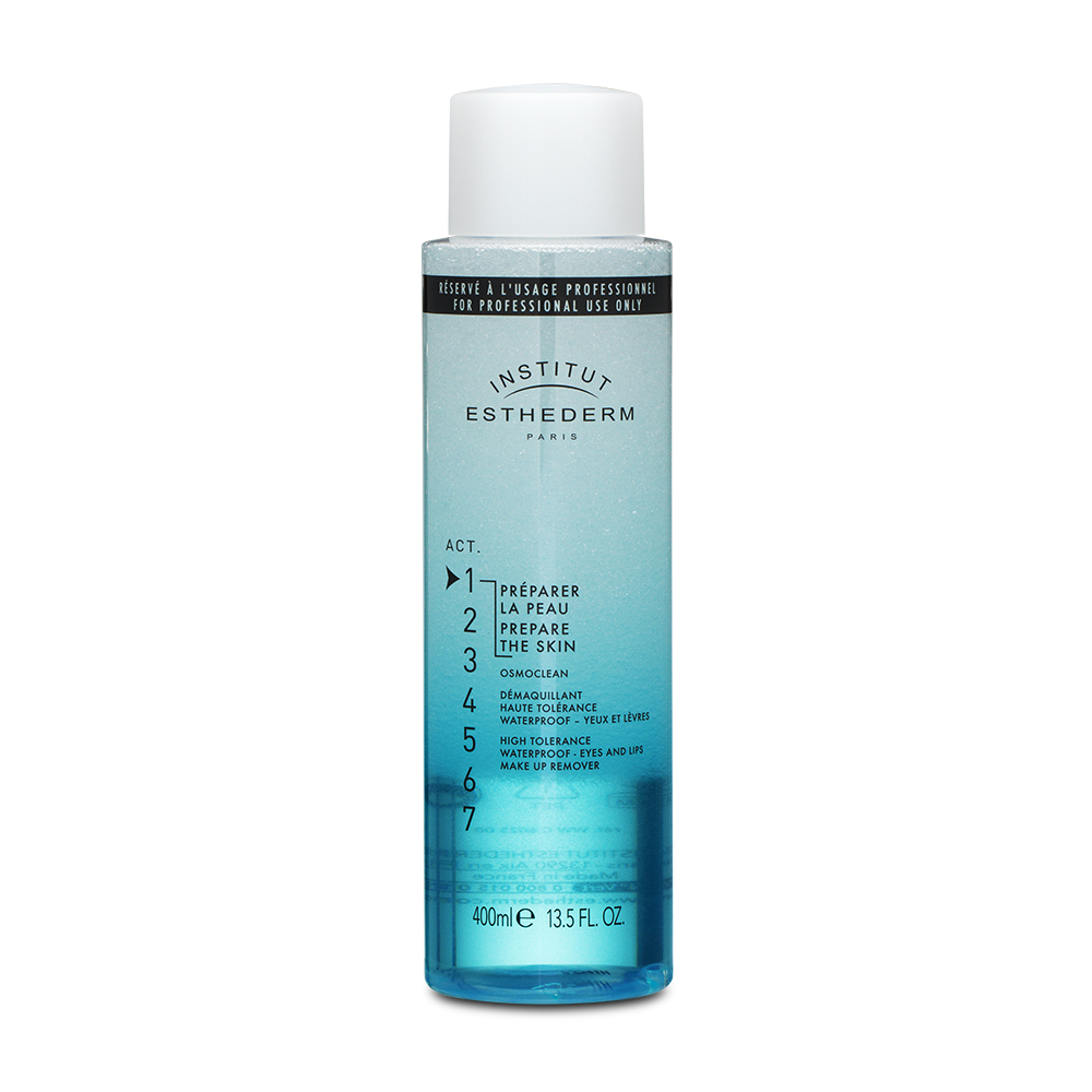 Institut Esthederm Osmoclean High Tolerance Make-Up Remover Waterproof - Eyes and Lips 13.5oz, 400ml