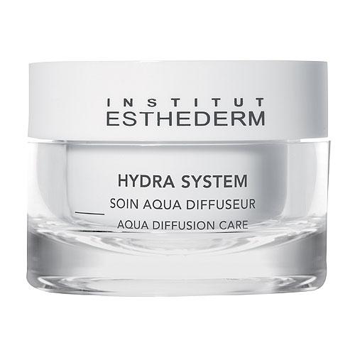 Institut Esthederm Hydra System Aqua Diffusion Care Cream 1.7oz, 50ml