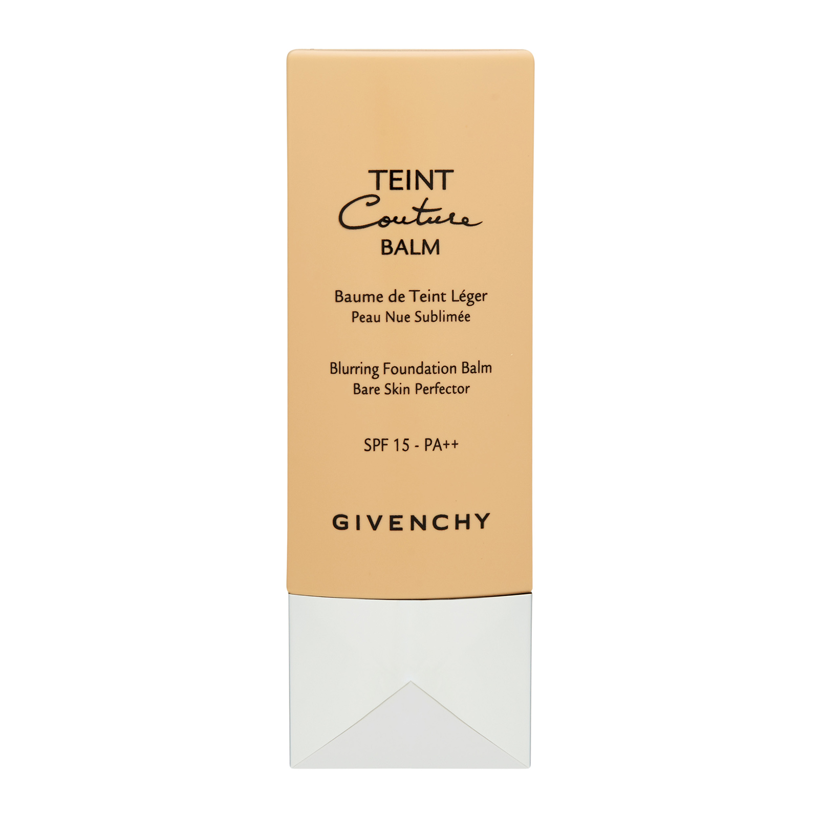 Givenchy  Teint Couture Balm Blurring Foundation Balm SPF15 – PA++ 2 Nude Shell, 1oz, 30ml from Cosme-De.com