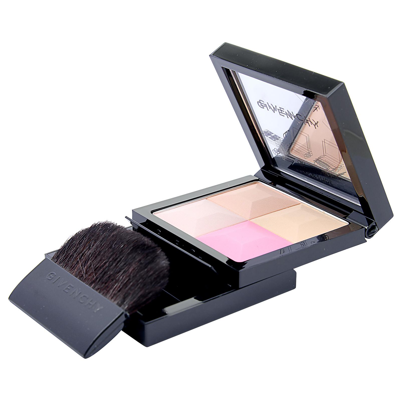Givenchy Le Prisme Visage Mat Soft Compact Face Powder 87 Pink Velvet, 0.38oz, 11g
