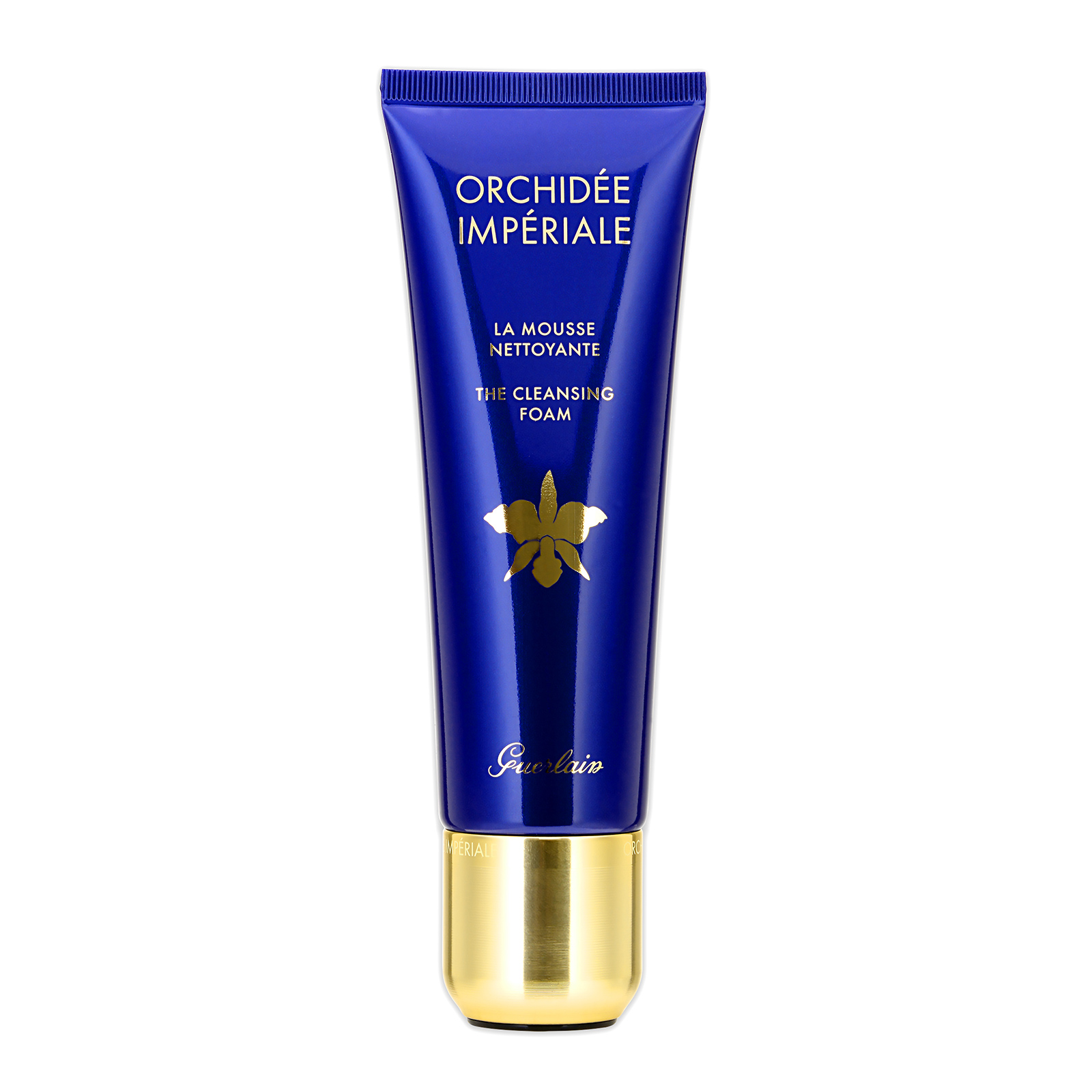 Guerlain Orchidee Imperiale   Exceptional Complete Care The Cleansing Foam 4.2oz, 125ml from Cosme-De.com