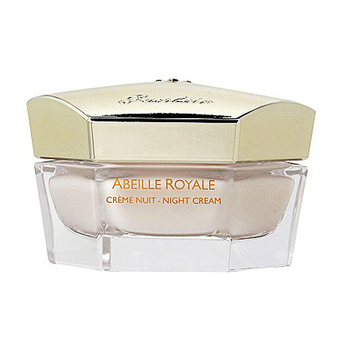 Guerlain Abeille Royale Wrinkle Correction Firming Night Cream 1.7oz, 50ml from Cosme-De.com