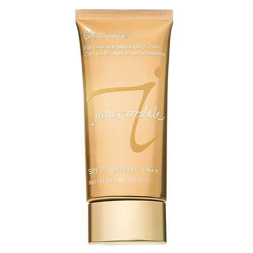 Glow Time Full Coverage Mineral BB Cream SPF 25 UVA/UVB PA++ BB7 Medium, 1.7oz