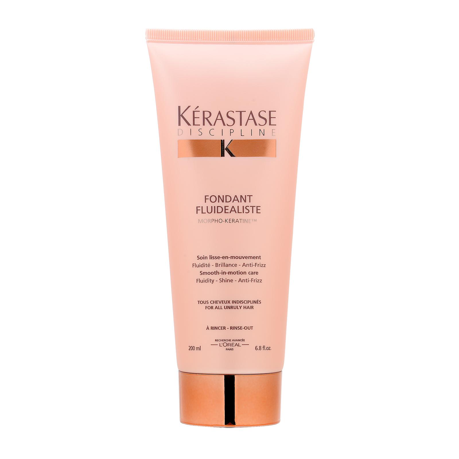 Kérastase Paris Discipline Fondant Fluidealiste Smooth-in-Motion Care (For All Unruly Hair) 6.8oz, 200ml