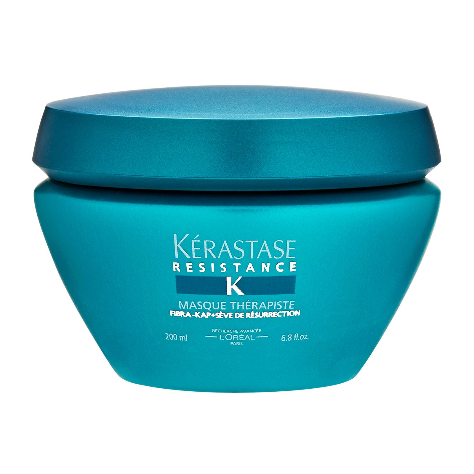 Kérastase Paris Resistance  Masque Therapiste Fiber Quality Renewal Masque (Very Damaged, Over-Processed Thick Hair) 6.8oz, 200ml