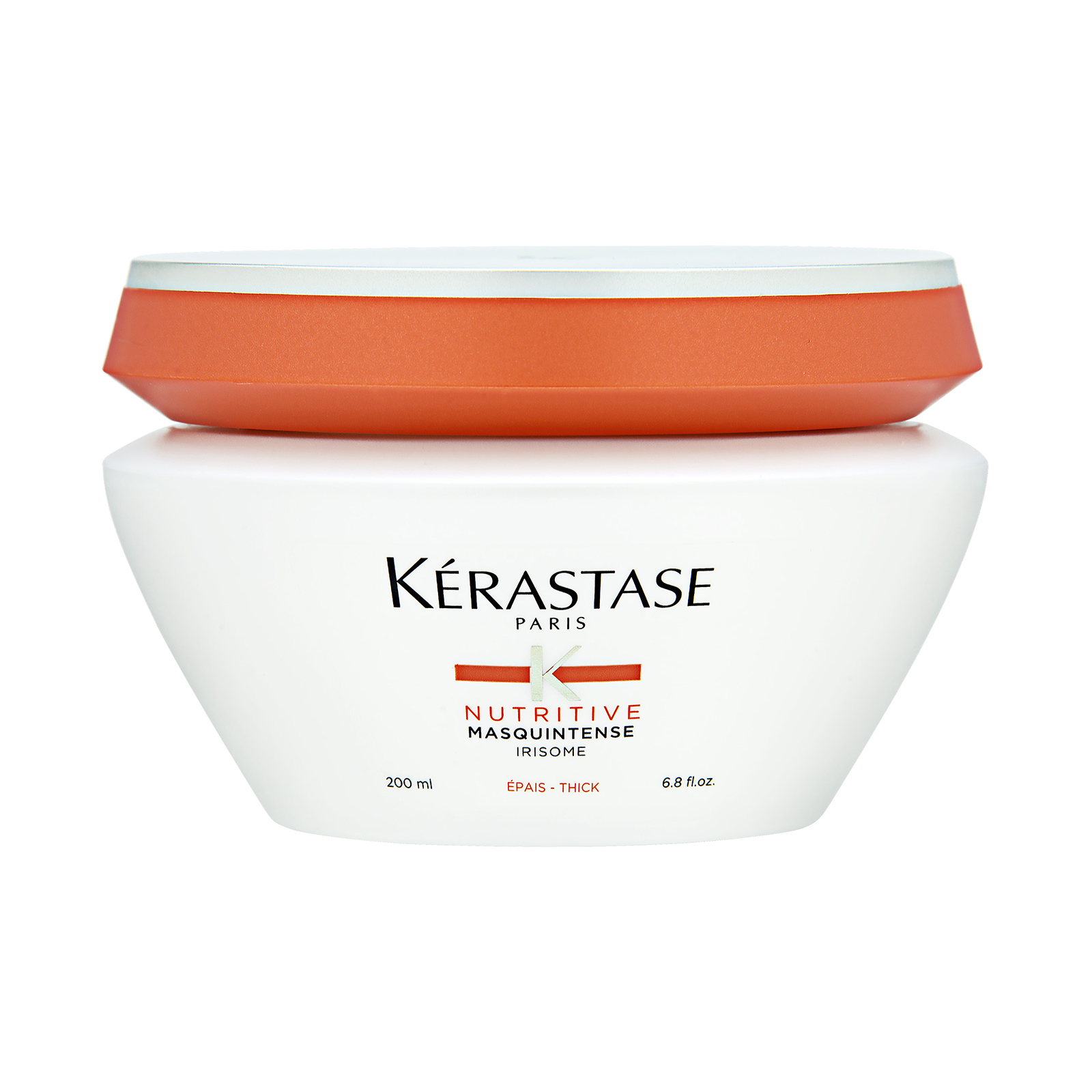 Kérastase Paris Nutritive  Masquintense Irisome Exceptionally Concentrated Nourishing Treatment - Thick Hair (For Dry and Extremely Sensitised Hair) 6.8oz, 200m