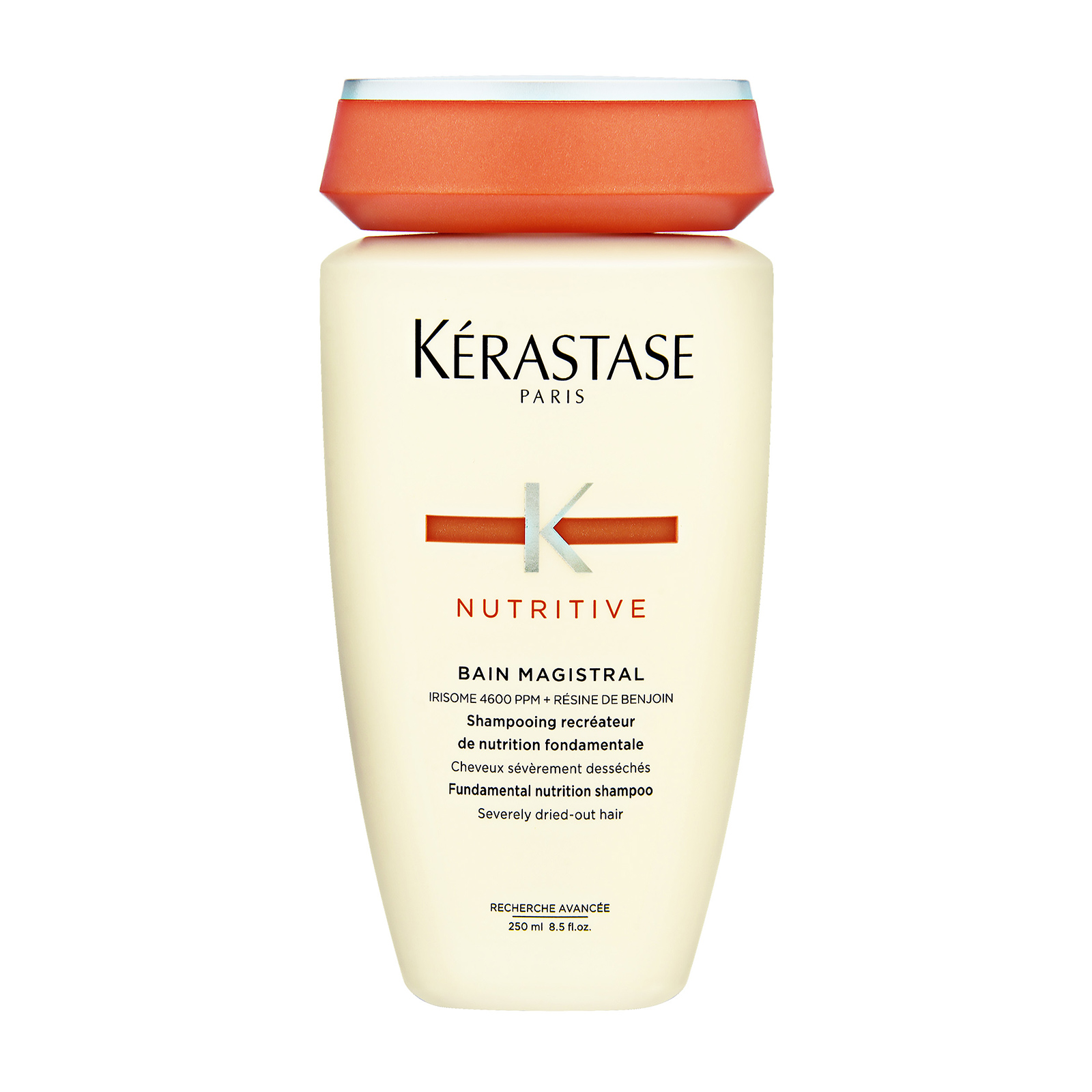 Kérastase Paris Nutritive  Bain Magistral Fundamental Nutrition Shampoo (Severely Dried-Out Hair) 8.5oz, 250ml