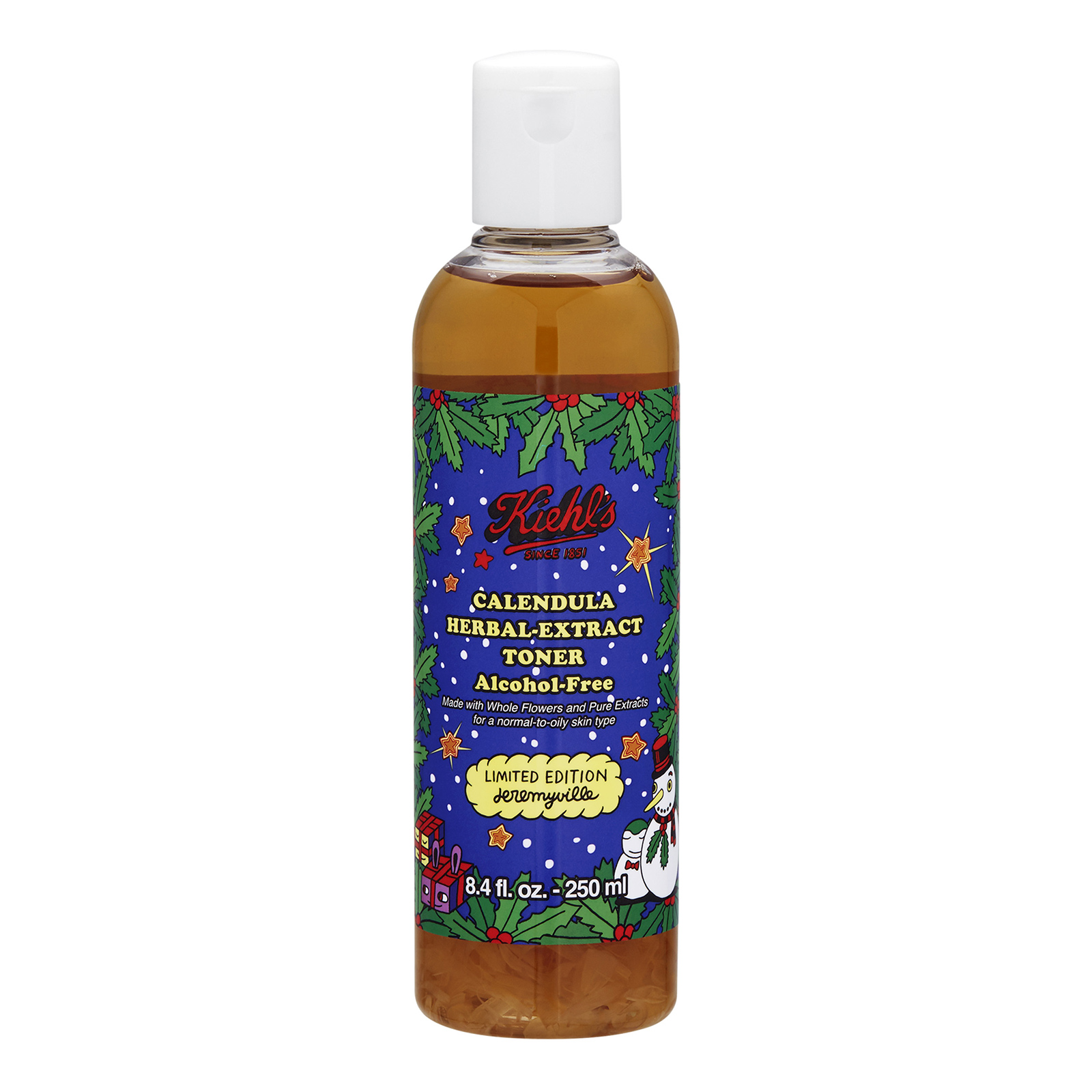 Calendula Herbal-Extract Alcohol-Free Toner 8.4oz