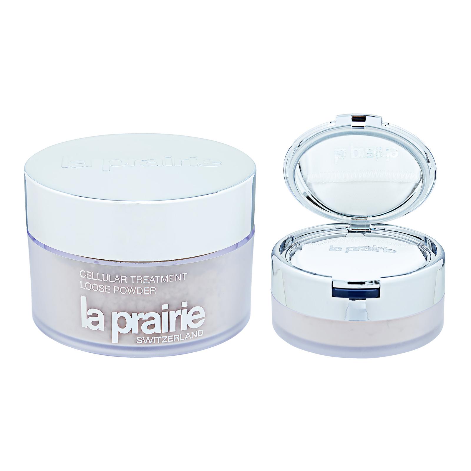 La Prairie Cellular  Treatment Loose Powder Translucent 2, 2+0.35oz, 56+10g from Cosme-De.com