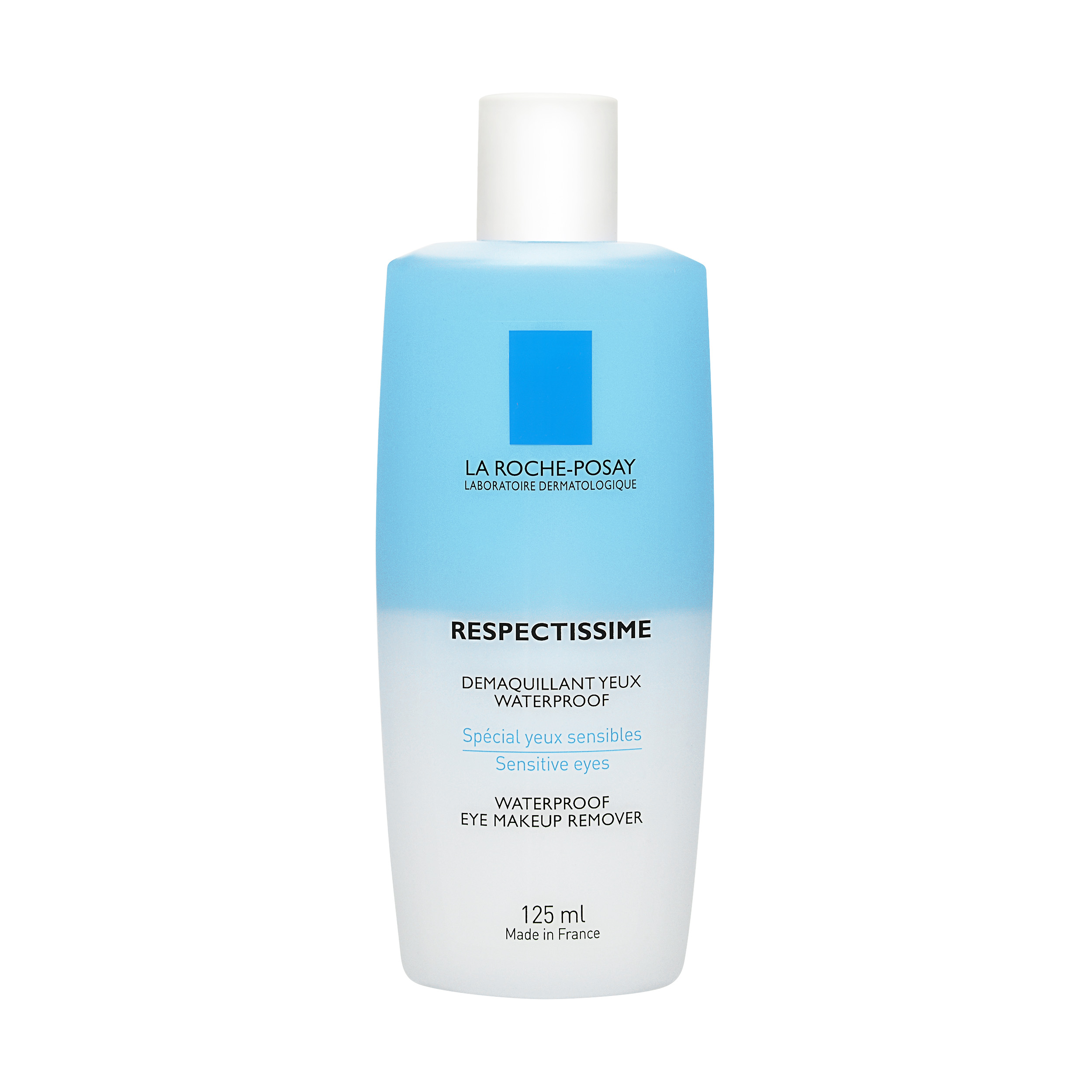 La Roche-Posay Respectissime Waterproof Eye Makeup Remover 125ml, 125g