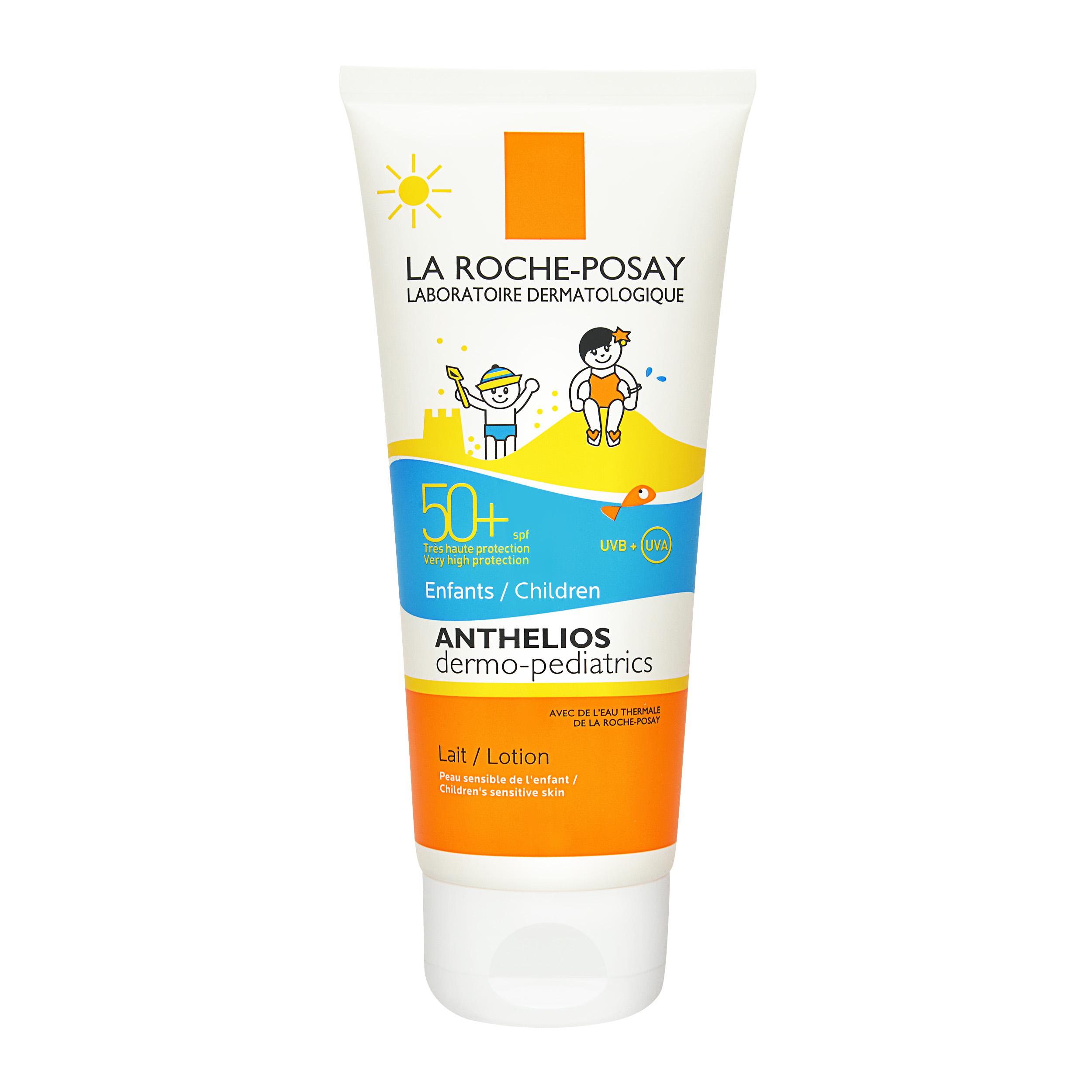 La Roche-Posay Anthelios Dermo-Pediatrics  Velvety Lotion SPF 50+  100ml, from Cosme-De.com