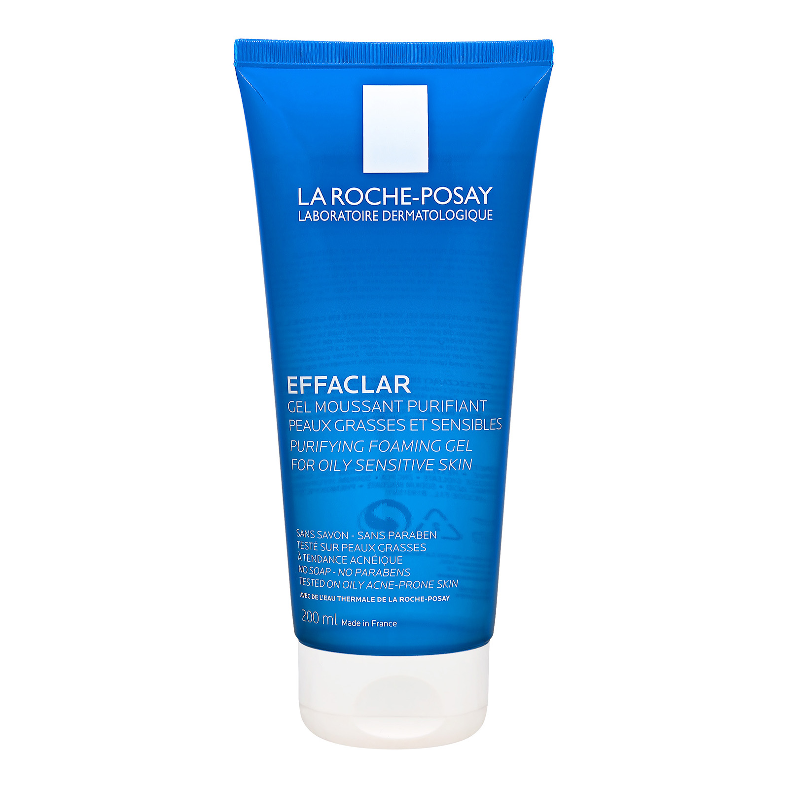Effaclar Purifying Foaming Gel (For Oily Sensitive Skin) 200ml,