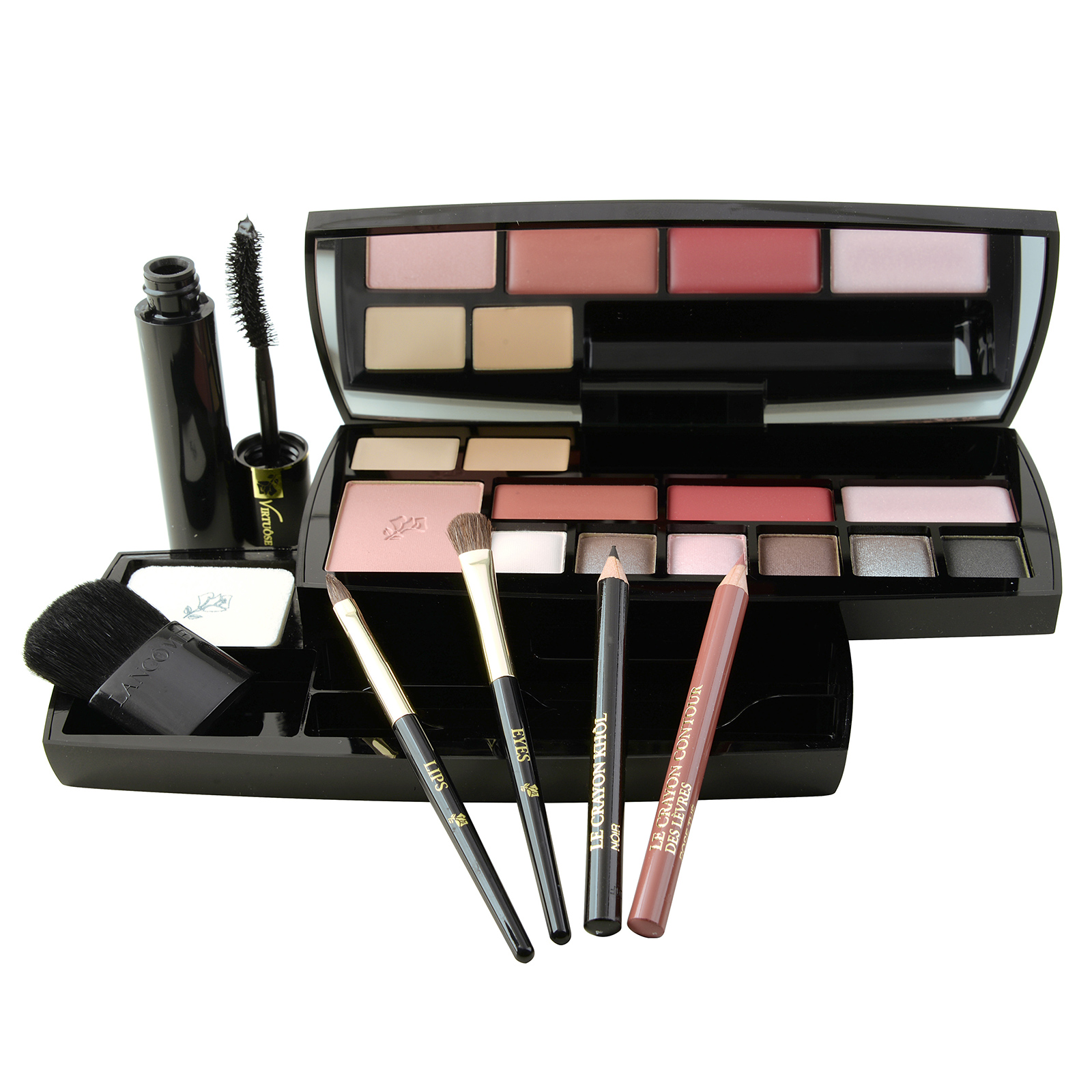 LANC�ME  Absolu Voyage Complete Expert Make-up Palette (Travel Exclusive) 1box,
