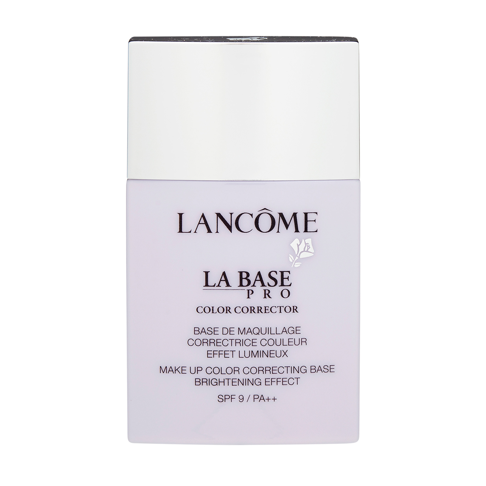 LANCÔME La Base Pro Color Corrector Make Up Color Correcting Base Brightening Effect SPF9 / PA++ 01 Lavande, 1.44oz, 40ml