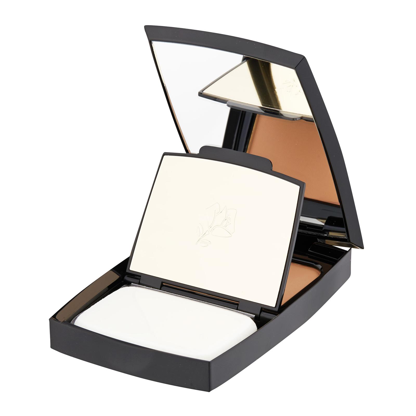 LANCÔME Teint Idole Ultra  Compact Powder Foundation Long-Wear Matte Finish Retouch-Free Shine Control 03 Beige Diaphane, 0.38oz, 11g