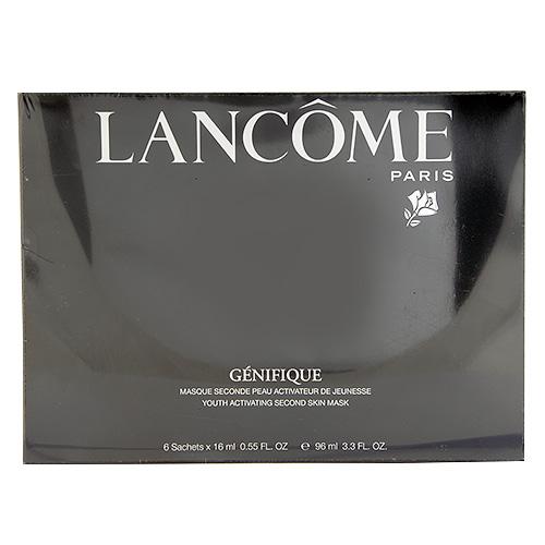 LANCÔME Genifique Youth Activating Second Skin Mask 1box, 6pcs