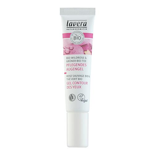 Lavera Organic Wild Rose Smoothing Eye Gel 15ml,