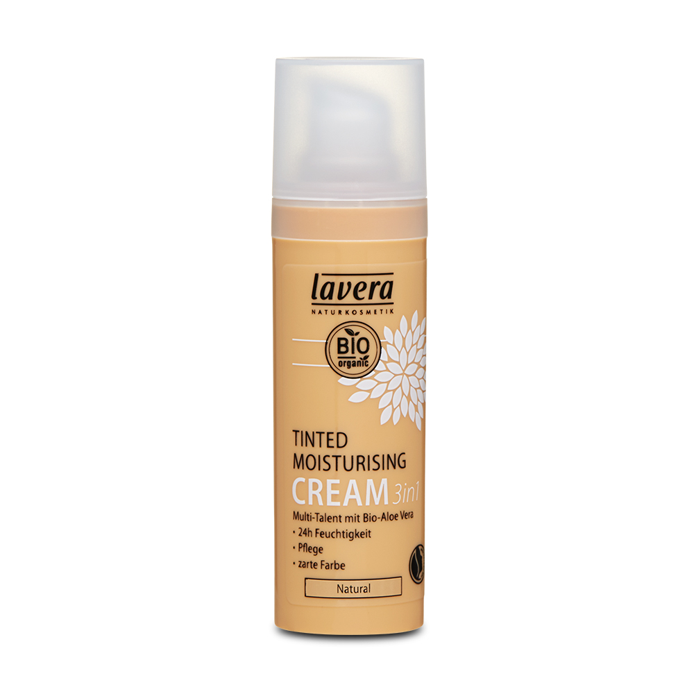 Lavera  Tinted Moisturising Cream 3in1 Natural, 30ml,
