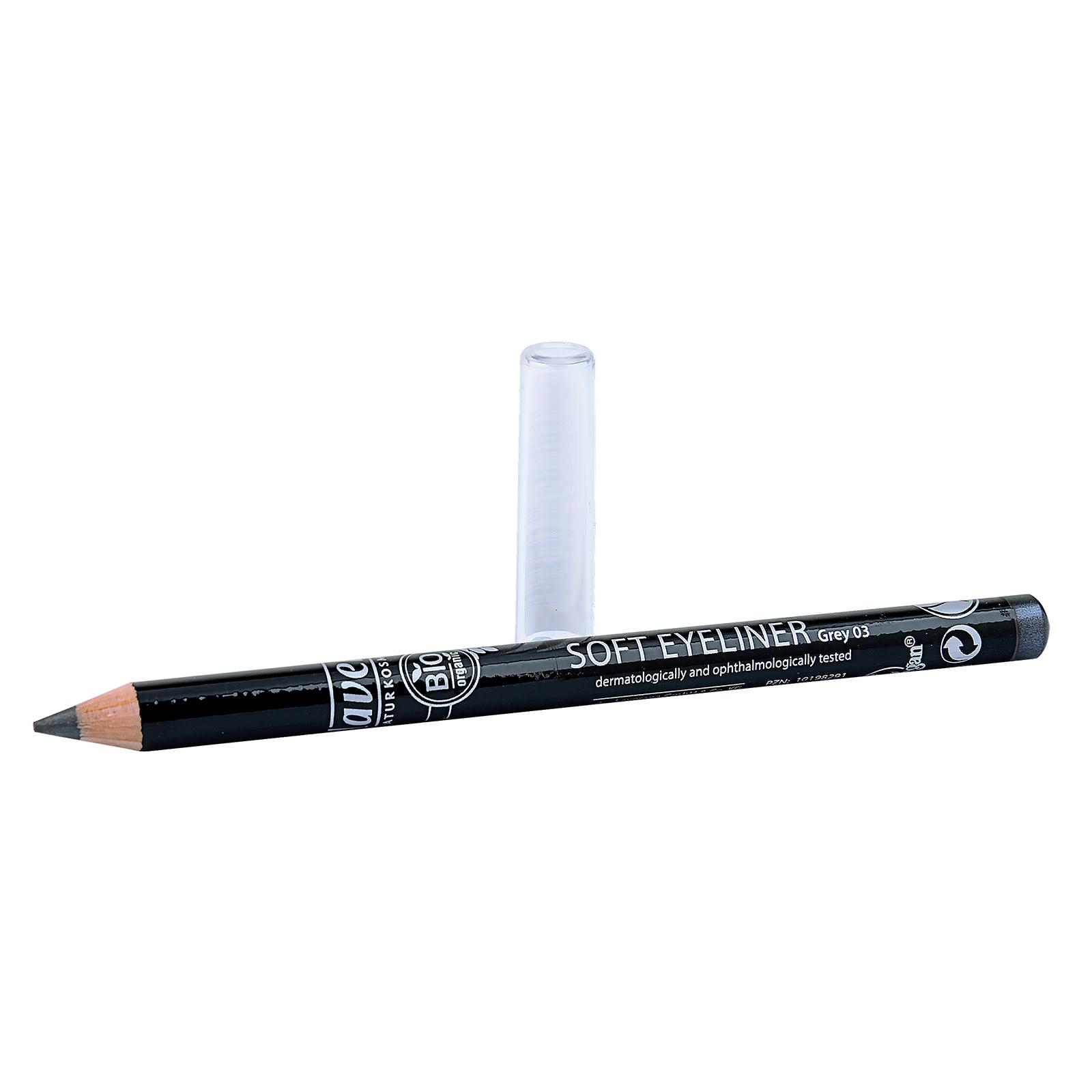 Lavera  Soft Eyeliner 03 Grey, 1.14g,