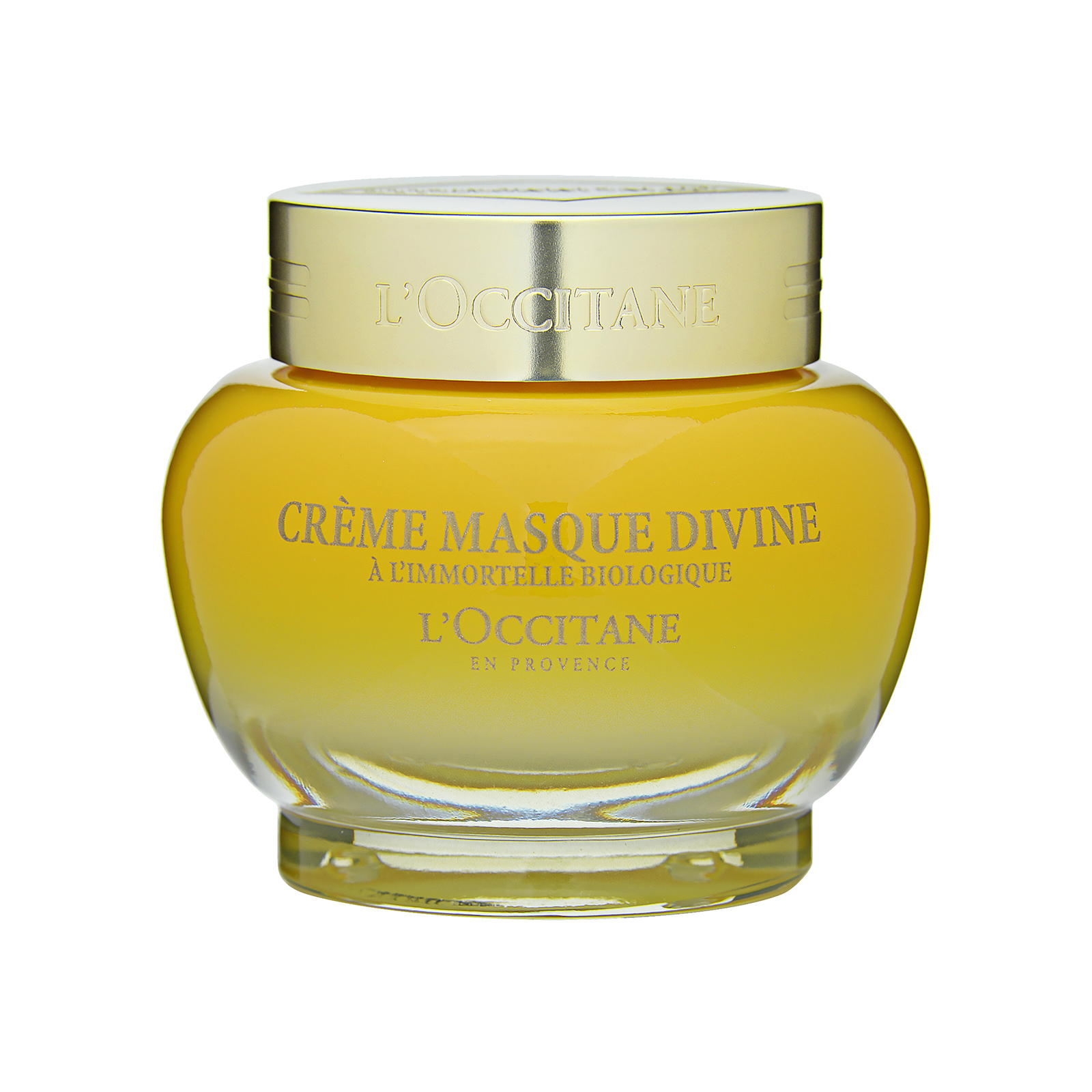 L'Occitane Immortelle  Divine Cream Mask  2.2oz, 65ml from Cosme-De.com