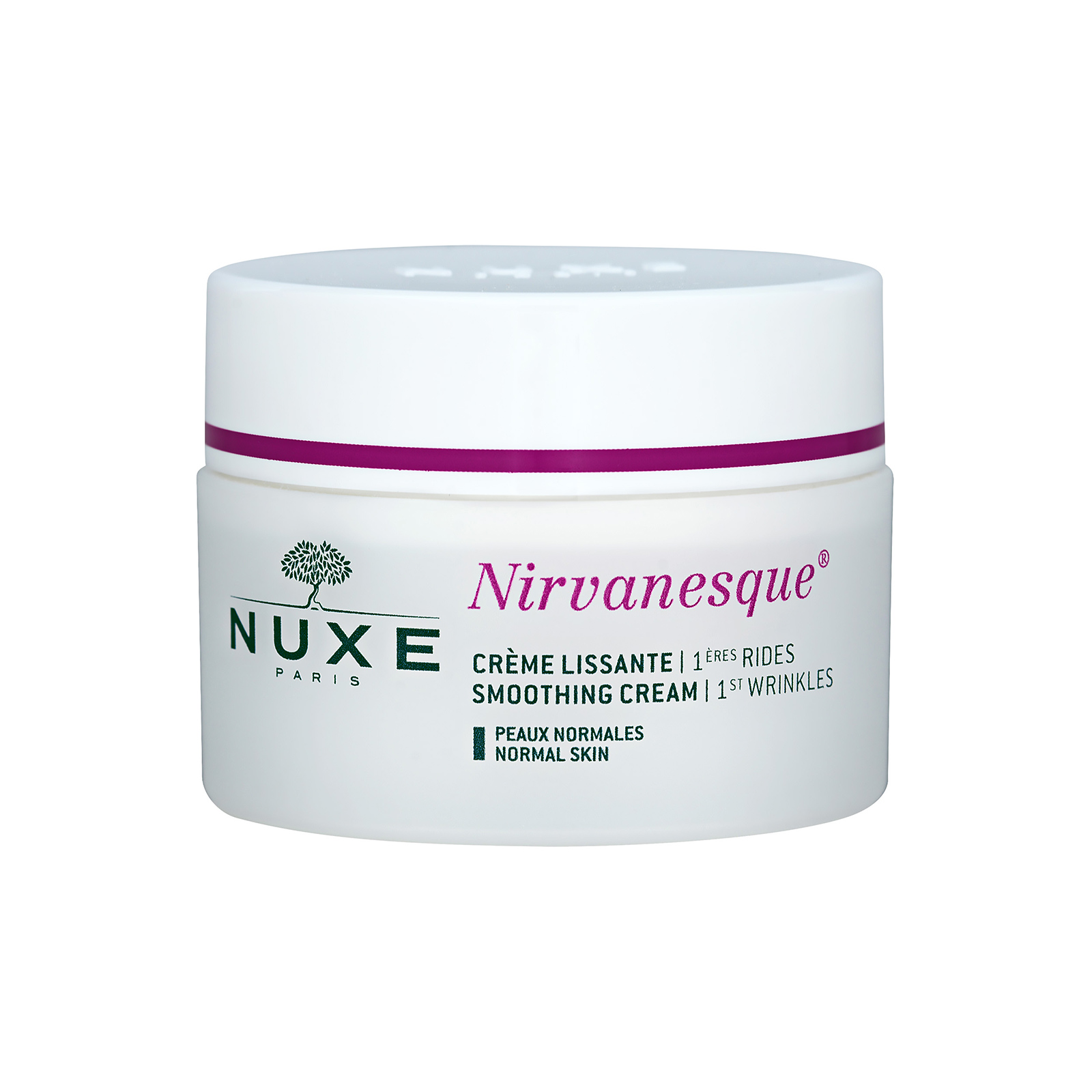 NUXE Nirvanesque 1st Wrinkles Smoothing Cream (Normal Skin) 1.5oz, 50ml from Cosme-De.com