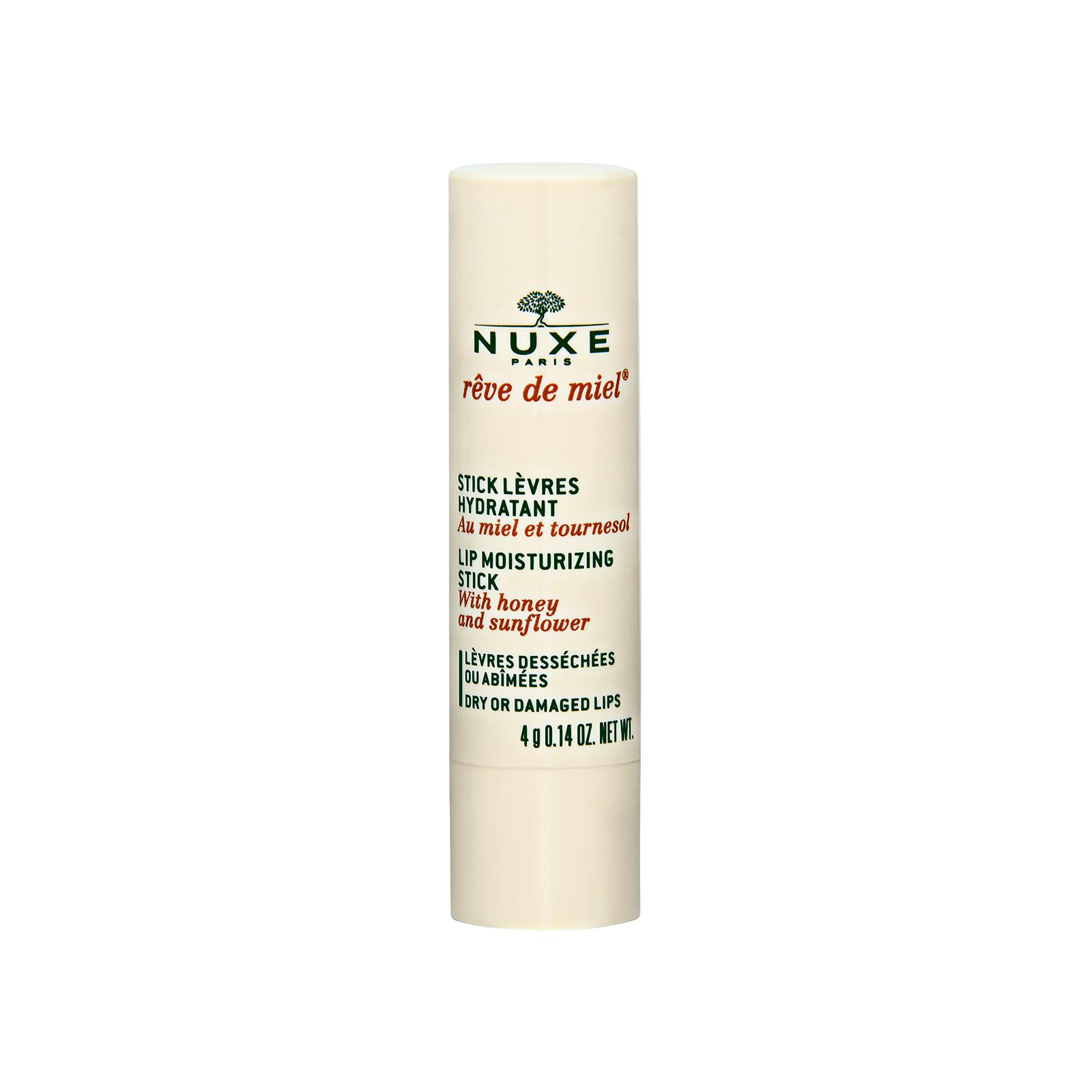 NUXE Rêve de Miel  Lip Moisturizing Stick (Dry or Chapped Lips) 0.14oz, 4g