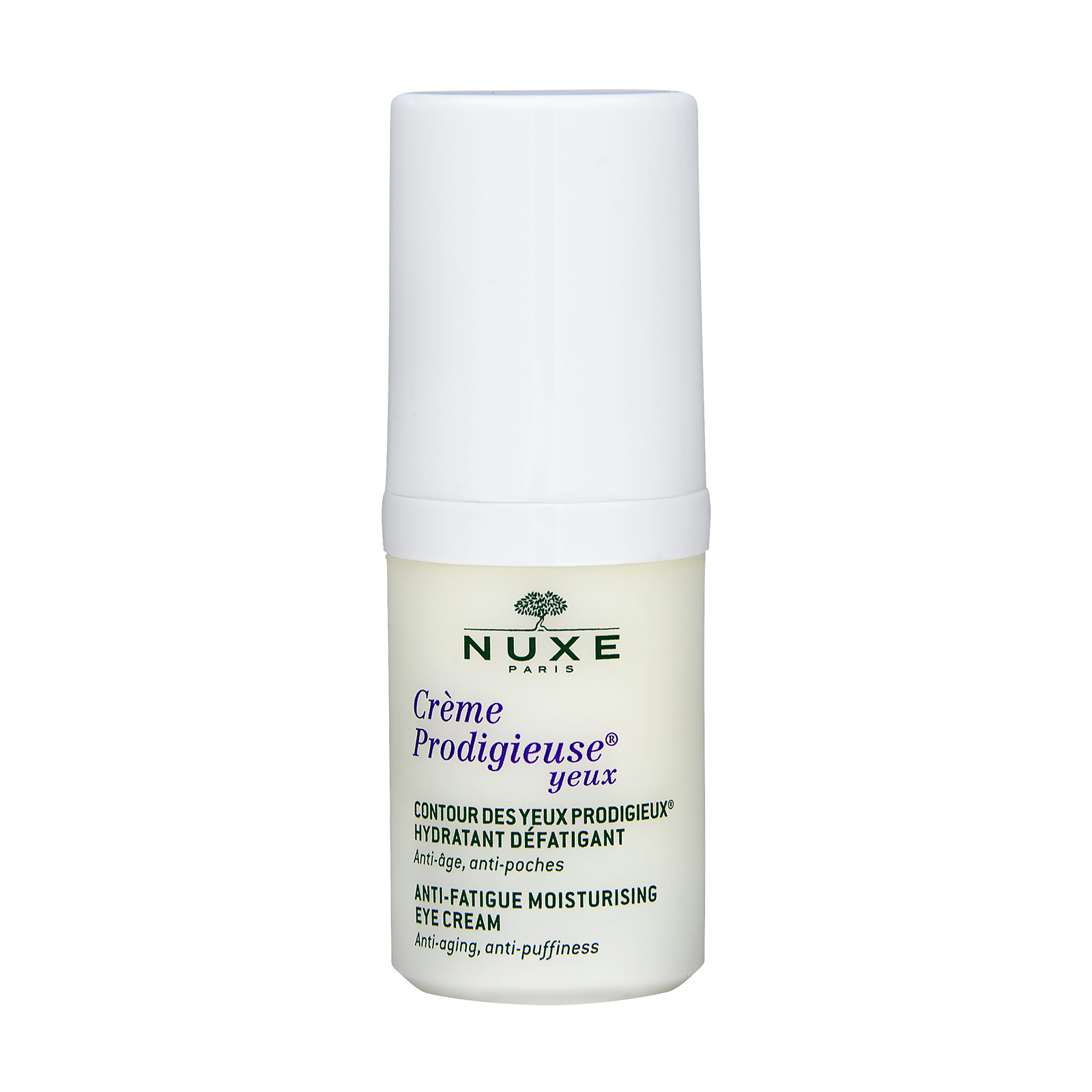 NUXE  Anti-Fatigue Moisturizing Eye Cream 0.5oz, 15ml