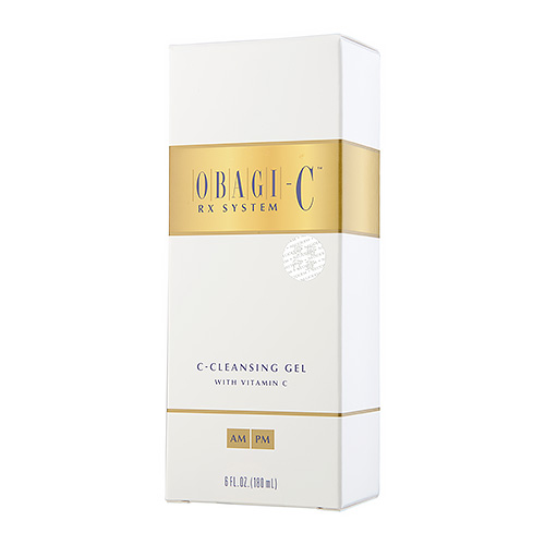 Obagi Obagi-C Rx System  C-Cleansing Gel with Vitamin C 6oz, 180ml from Cosme-De.com