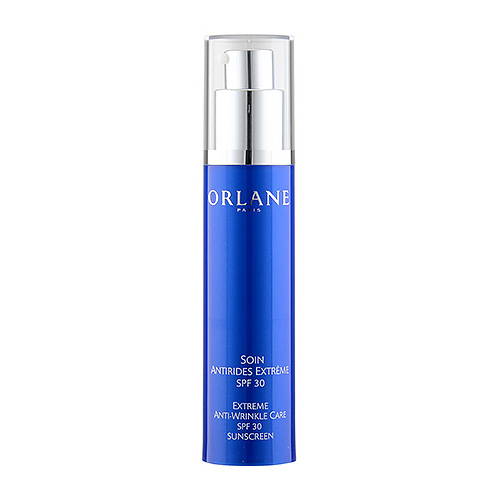 Orlane  Extrene Anti-Wrinkle Care Sunscreen Broad Spectrum SPF30 1.7oz, 50ml