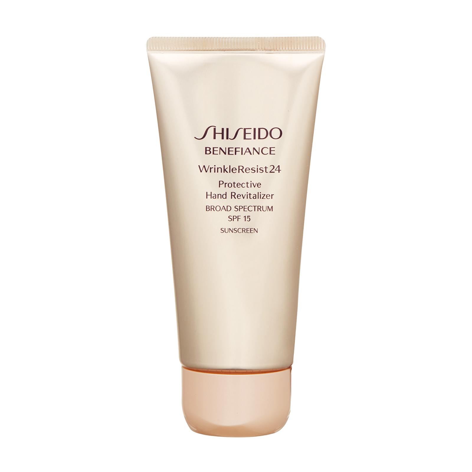 Shiseido Benefiance  WrinkleResist 24 Protective Hand Revitalizer Broad Spectrum SPF15 2.6, 75ml