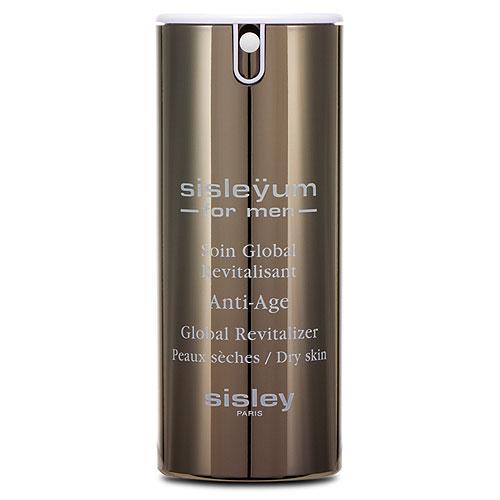 Sisley Sisleÿum for Men Anti-Age Global Revitalizer Dry Skin 干性皮肤, 1.7oz, 50ml