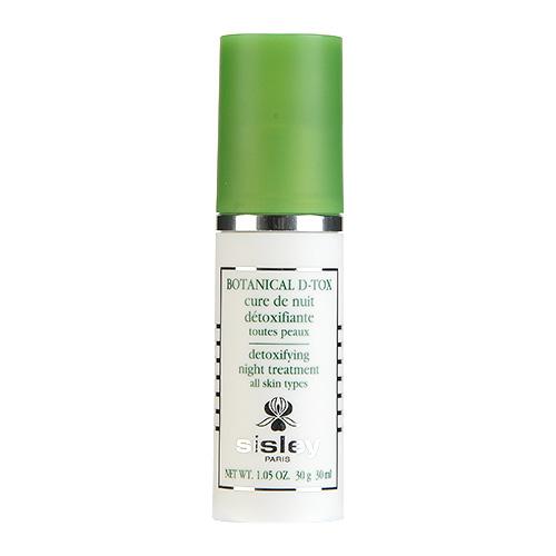 Sisley Botanical D-Tox Detoxifying Night Treatment 1.05oz, 30ml