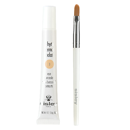 Sisley Phyto Cernes Eclat Eye Concealer with Botanical Extracts (with Brush) 3, 0.61oz, 15ml