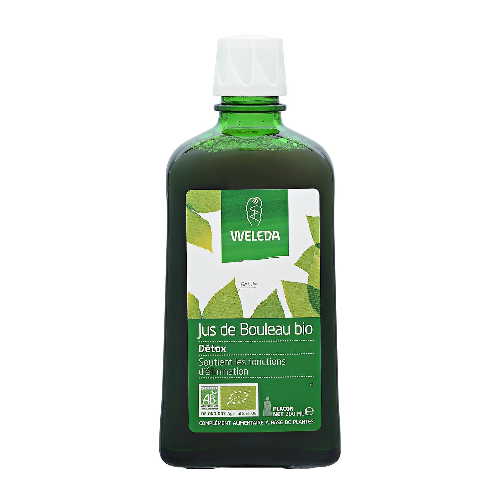Weleda  Birch Juice 200ml, from Cosme-De.com