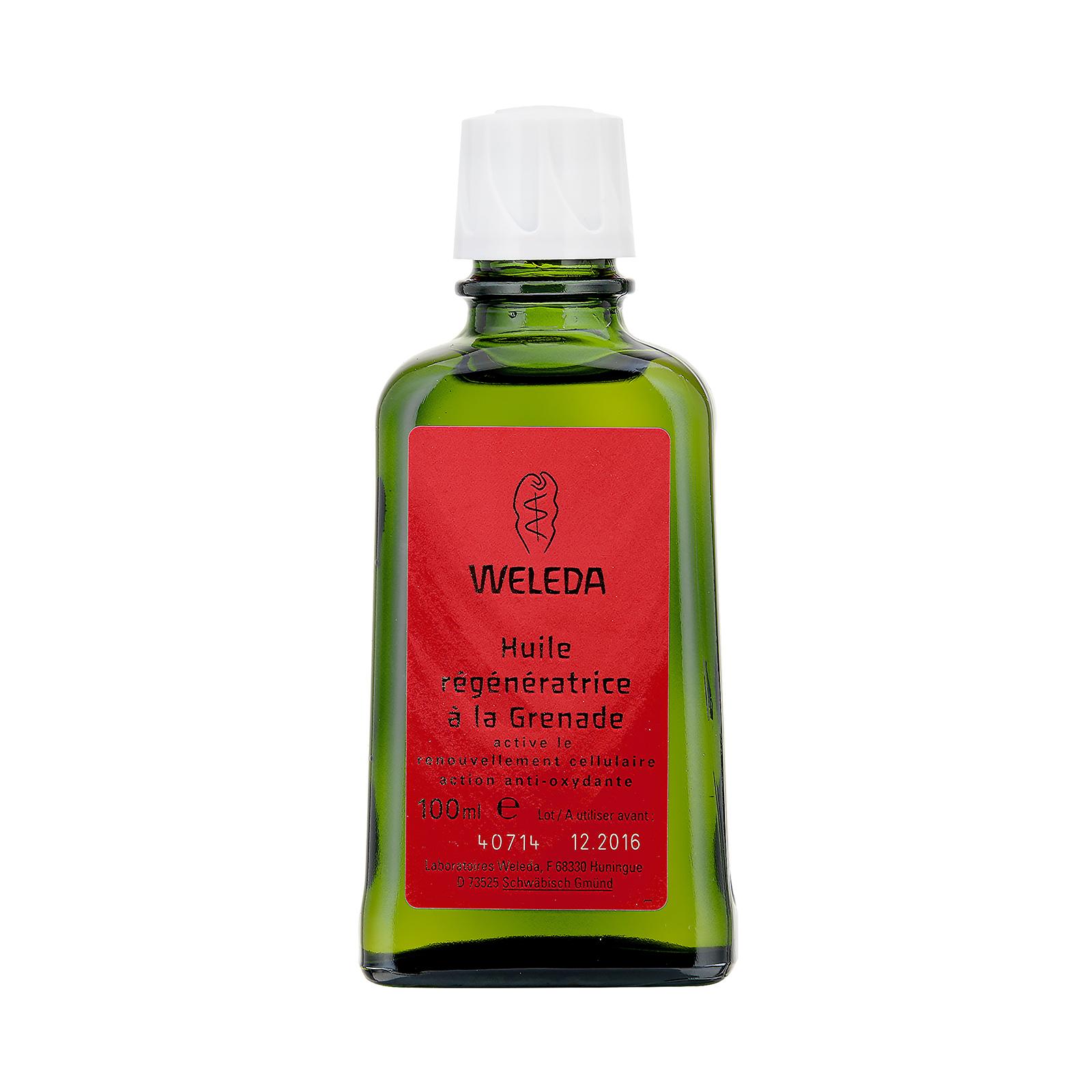Weleda Pomegranate  Pomegranate Regenerating Body Oil 100ml, from Cosme-De.com