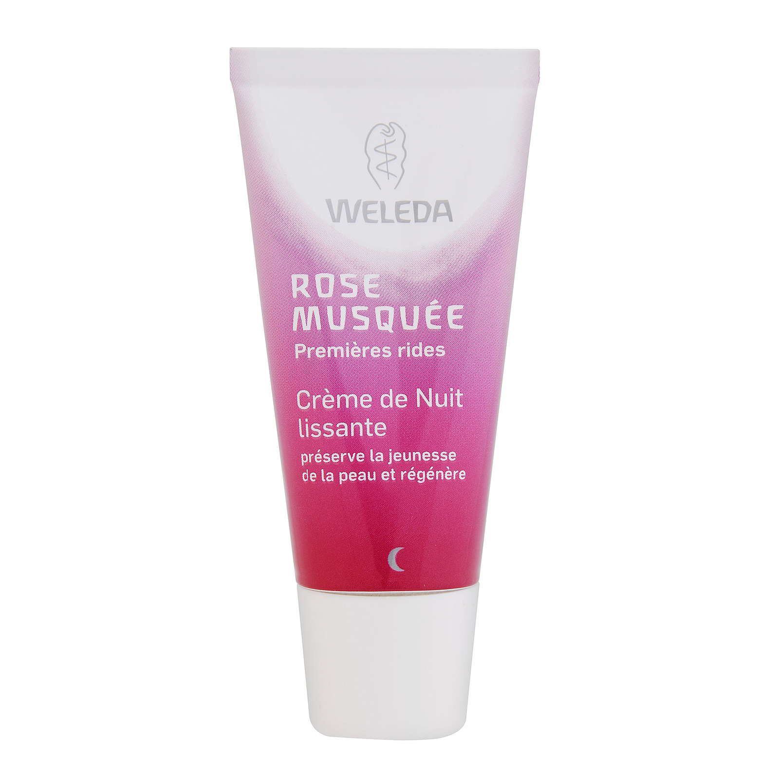 Weleda Wild Rose Smoothing Night Cream 30ml,