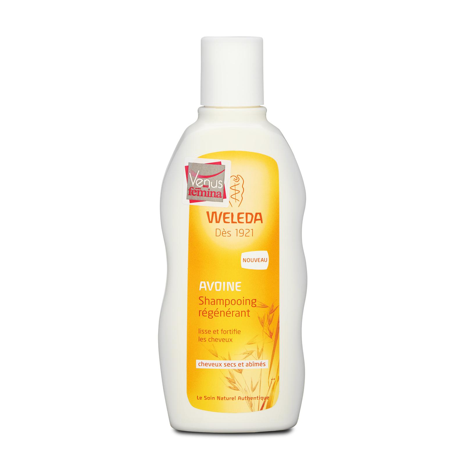 Weleda  Oat Regenerating Shampoo 190ml,