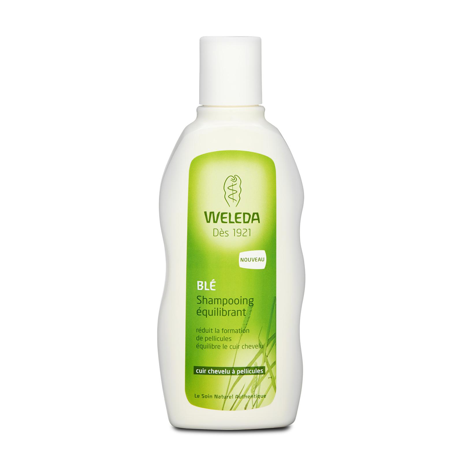Weleda  Ble Shampooing Equilibrant 190ml, WDX0100271-000-00