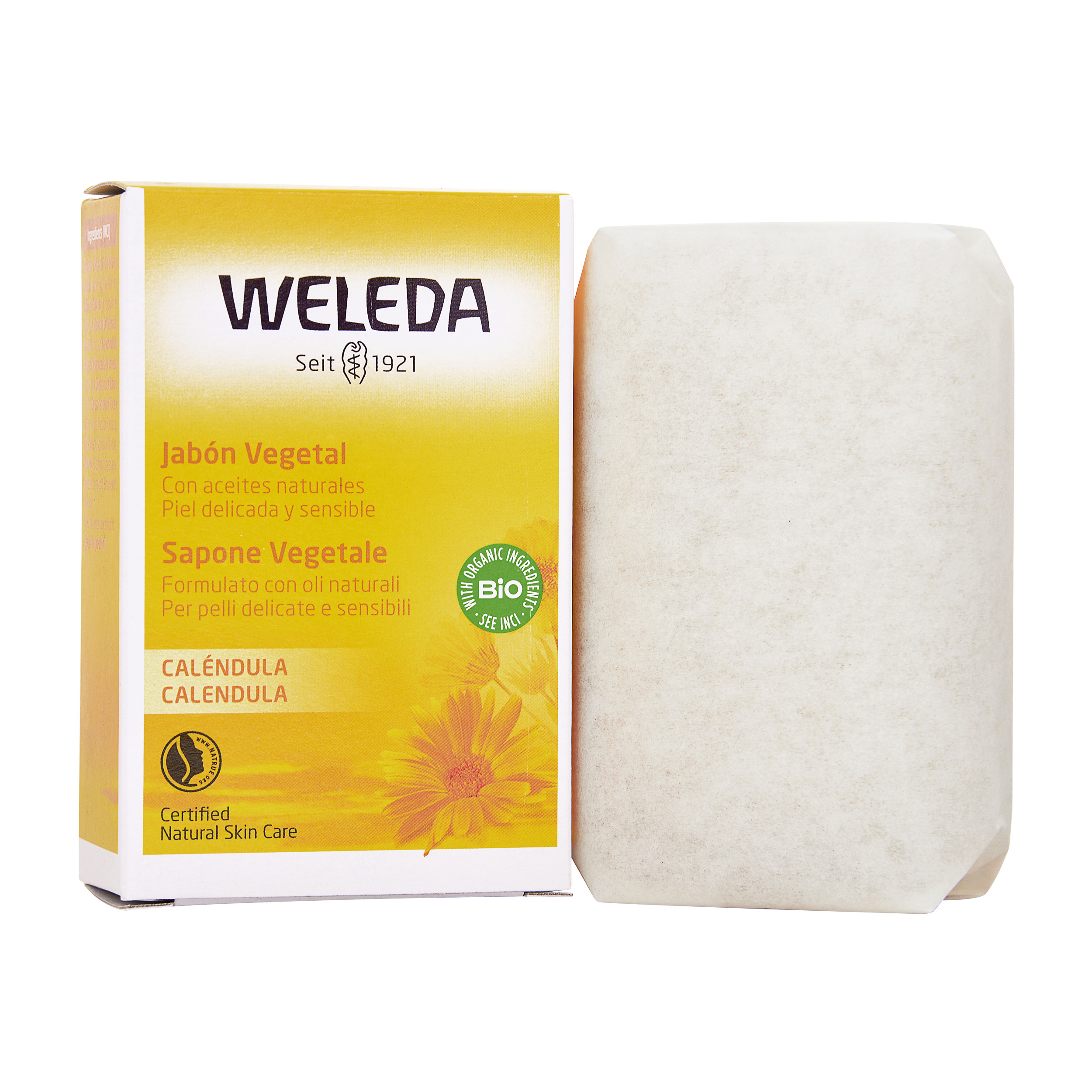 Weleda  Calendula Soap 100g,