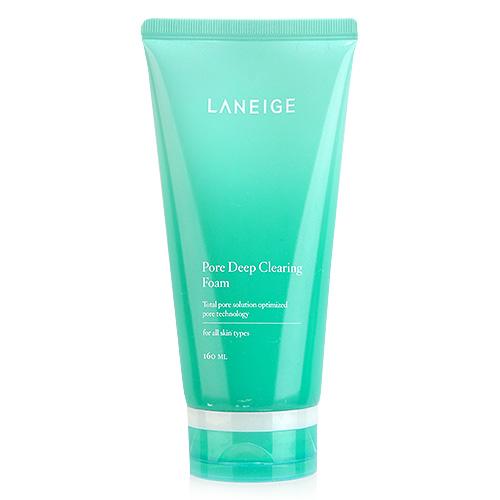 Laneige  Pore Deep Clearing Foam 160ml,