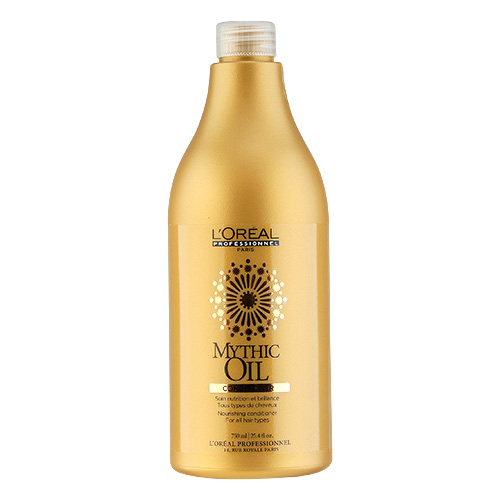 L'Oréal Paris Mythic Oil  Nourishing Conditioner (For All Hair Types) 25.4oz, 750ml