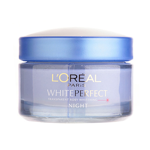 White Perfect Re-Lighting Whitening Soothing Cream Night 50ml,