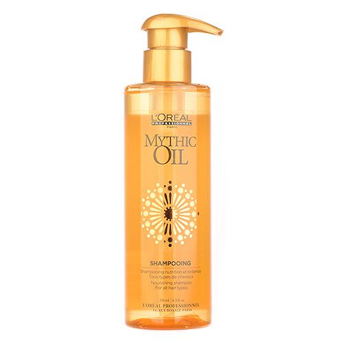 L'Oréal Paris Mythic Oil  Nourishing Shampoo (For All Hair Types) 8.5oz, 250ml